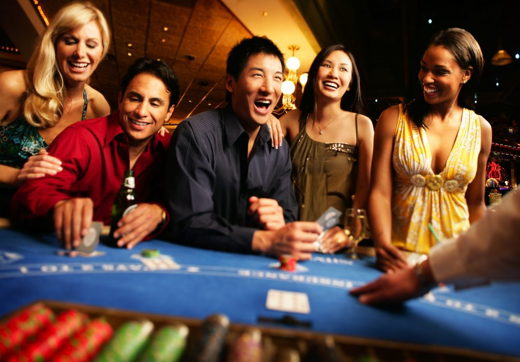 The Gaming-Hospitality & Modern Technology