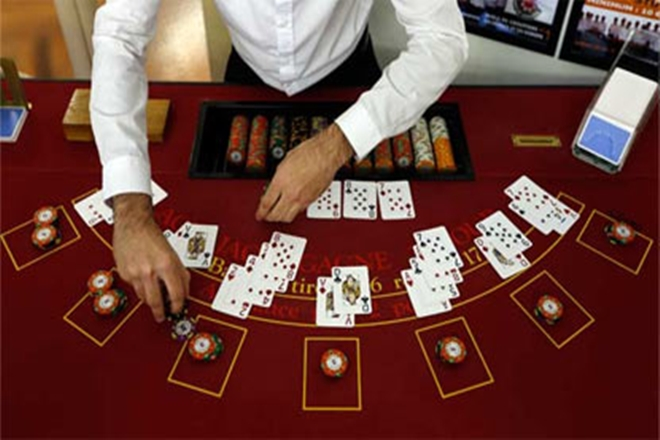 Four Issues You Should Know About Casino