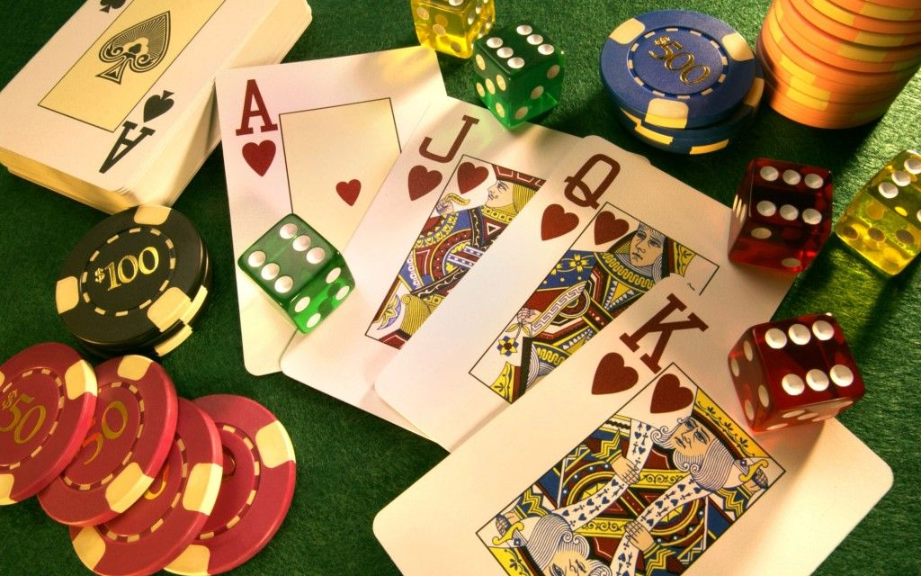 Poker - The best way to Be More Productive